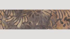 355 Brown Batik