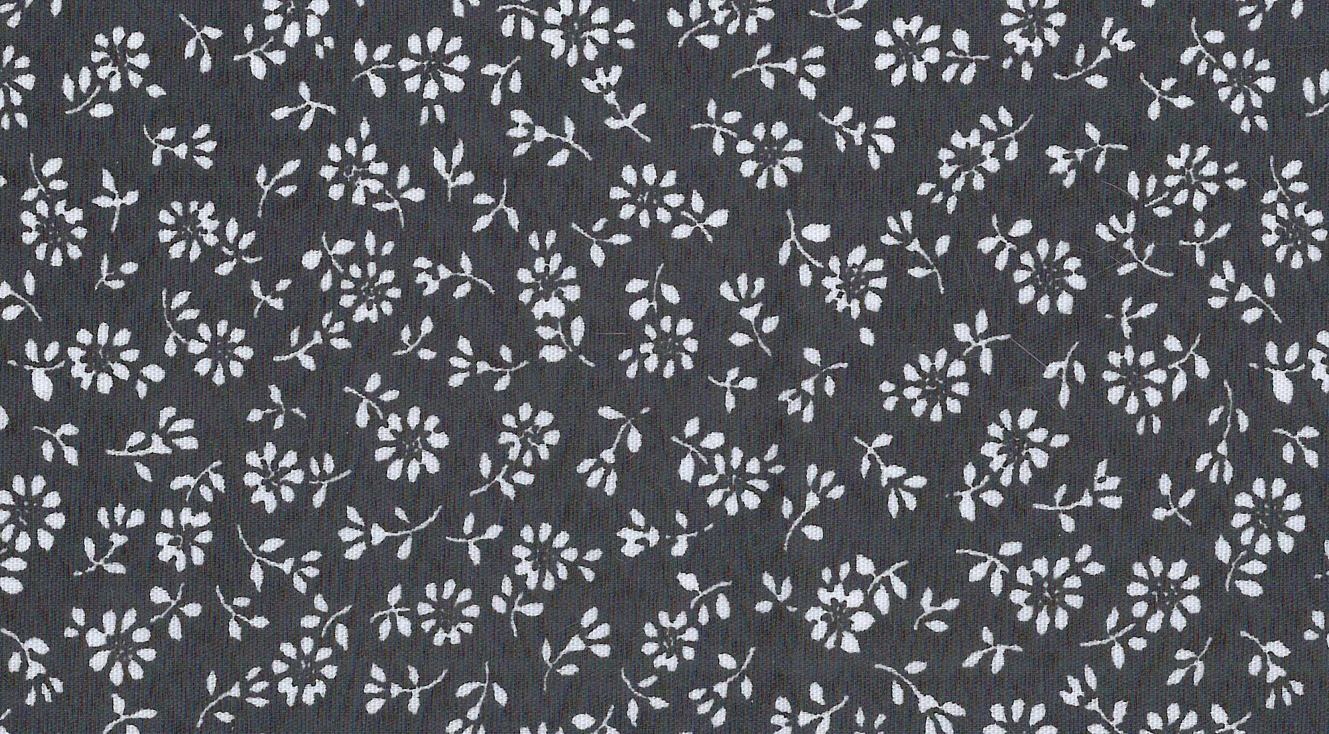 491Mini Black Flowers3