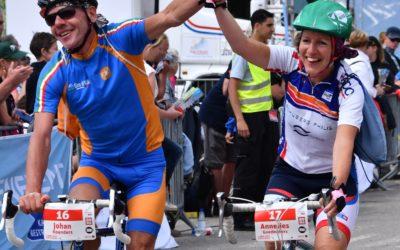 Wij steunen Alpe d'HuZes: Team Johannelies