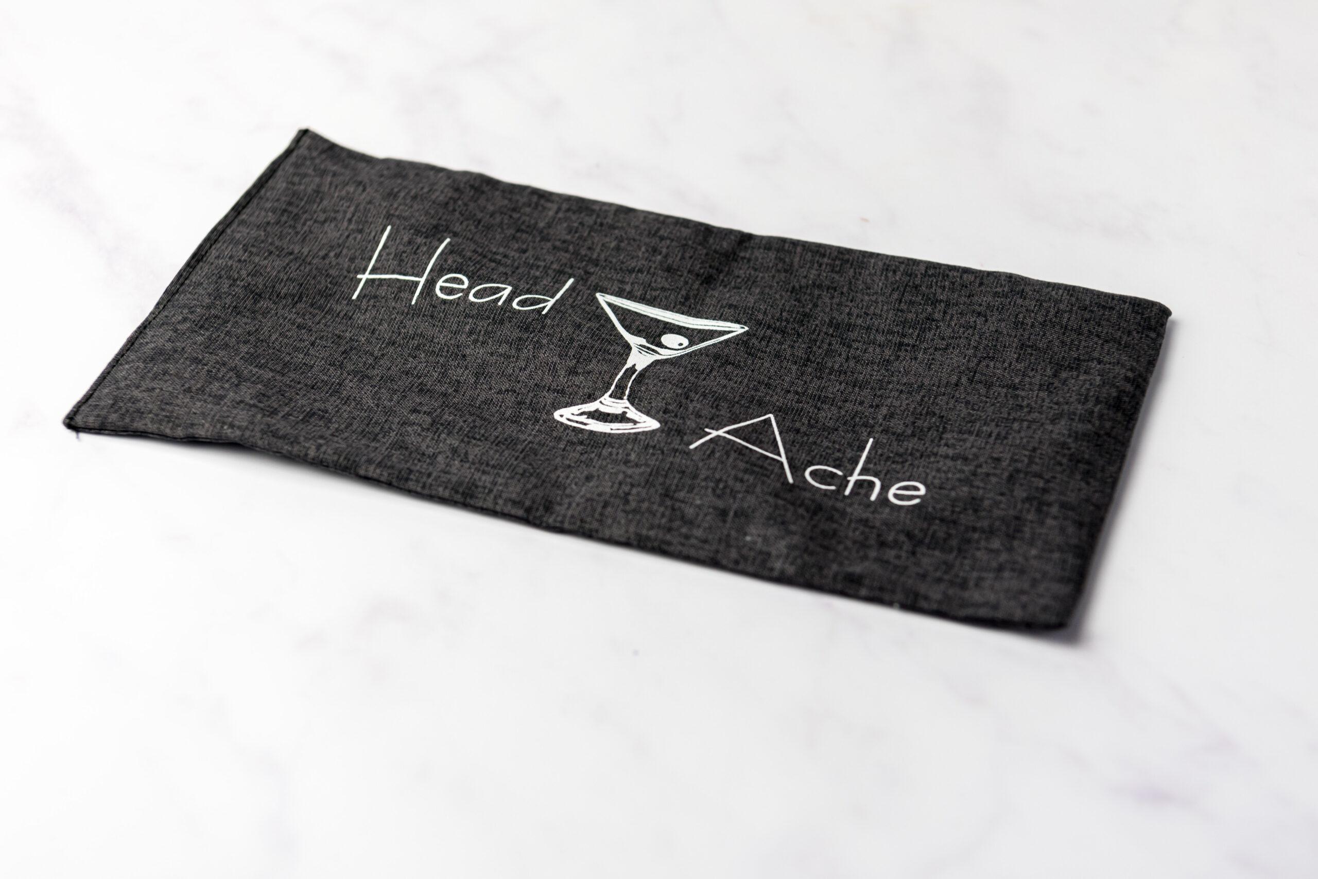 Koelkussen Head Ache